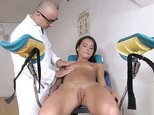 Thick Cock Doctor Butt Fucks The Slutty Teenager