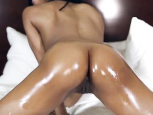 Fit Black Girl Is A World Class Cocksucking Hottie