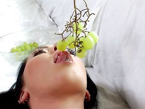 Tongue Fucked Girl Is All Wet For A Big Cock Fuck