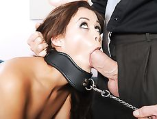 Flogged Babe Gets A Rough Hardcore Fucking
