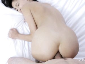 Slow And Deep Anal Sex In Doggystyle
