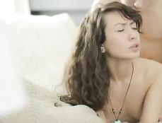 Sensual Seduction Of The Teen Ends In Anal Sex