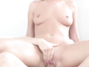 Reverse Cowgirl Slamming For A Cute Teen Blonde