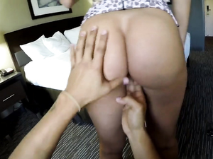 Pierced Teen Cutie Passionately Rides His Dick