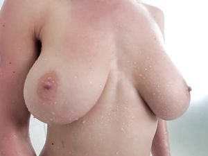 Perfect Tits Honey Gets Fucked By A Very Hairy Man