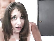 First BBC Fucking For A Gorgeous White Girl