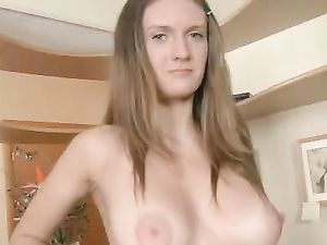 Tall Teen Takes Cock In Her Hot Cunt In Doggystyle