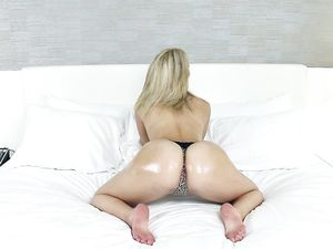 Hair Pulling Teen Hardcore Sex With A Cute Blonde