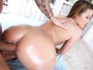 Breathtaking Big Ass On His Hardcore Hottie