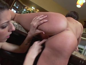 Perky Tits Are Irresistible To Her Young Lesbian Lips
